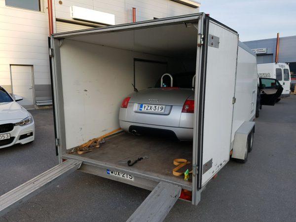 Eurovagon 1